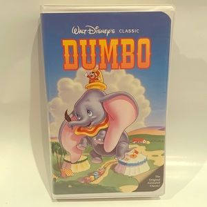 Other - Dumbo VHS Movie - Perfect condition